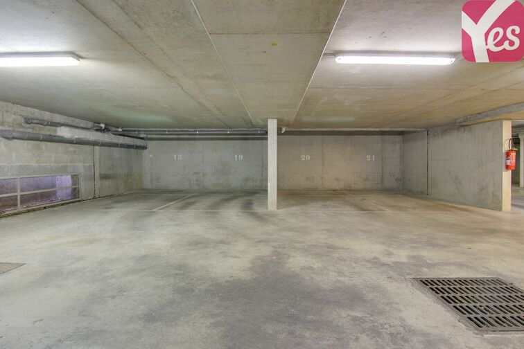 Parking Mairie de Chambourcy en location
