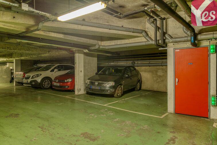 Parking Ourcq sécurisé