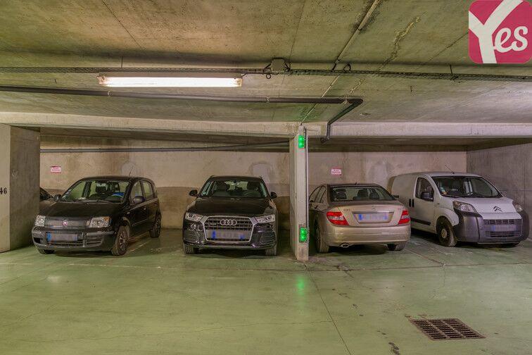 Parking Ourcq 40 rue de Thionville