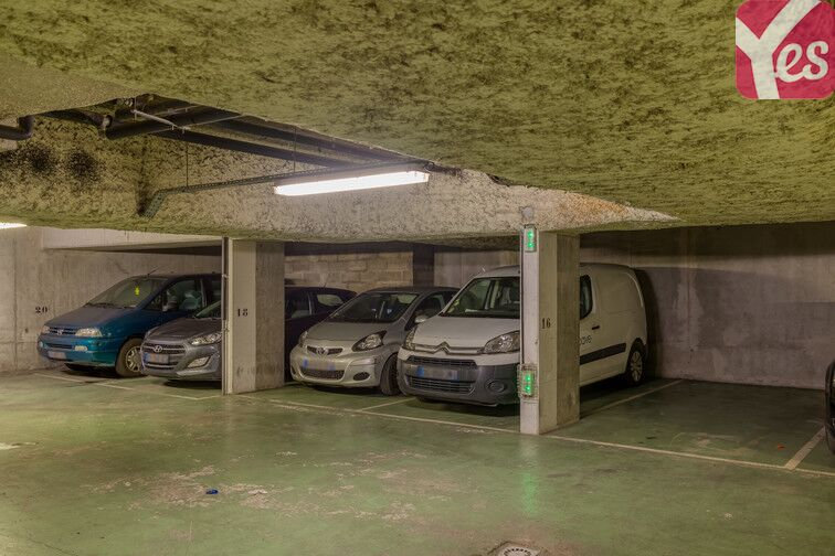 Parking Ourcq location