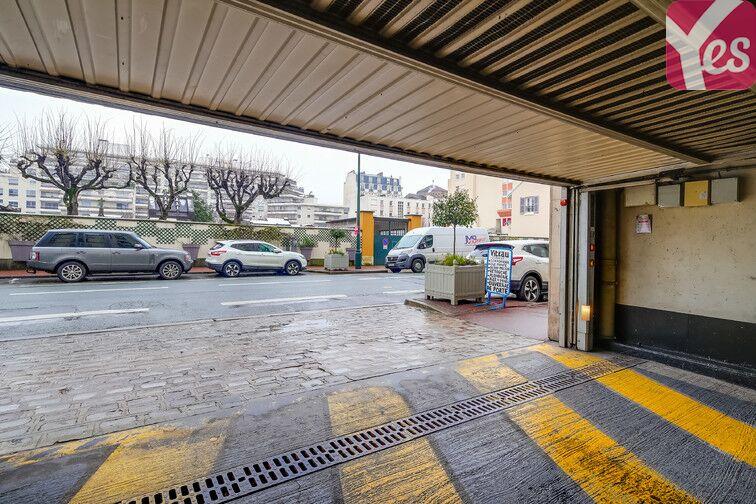 Parking Saint-Mandé - Joffre en location