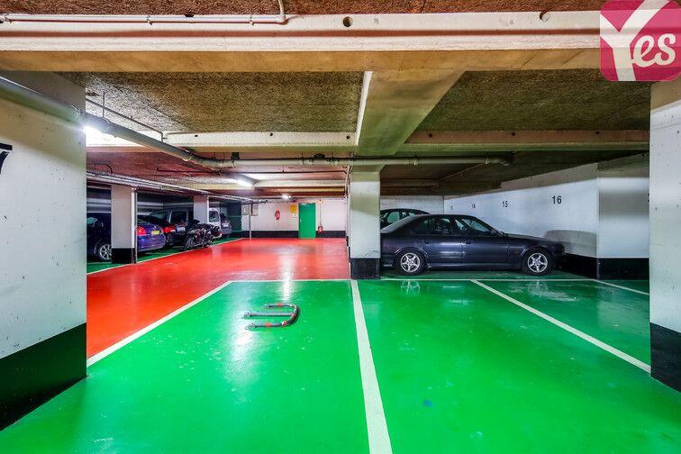Parking Saint-Mandé - Joffre souterrain