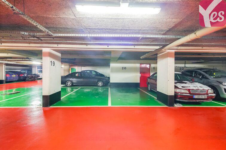 Parking Saint-Mandé - Joffre caméra