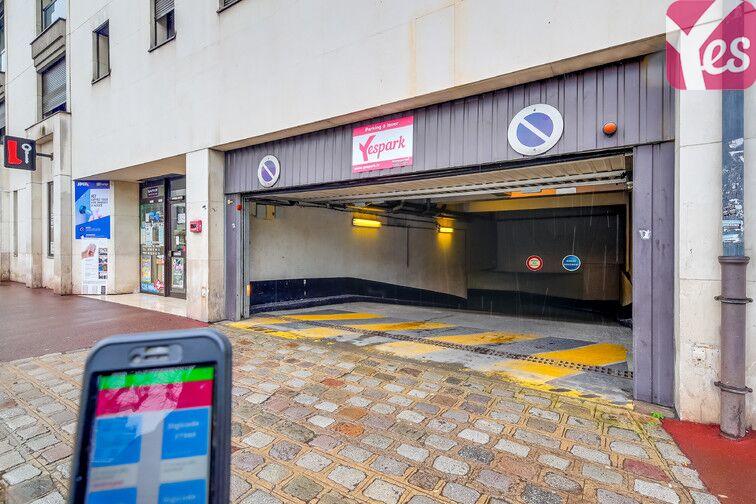 Parking Saint-Mandé - Joffre sécurisé