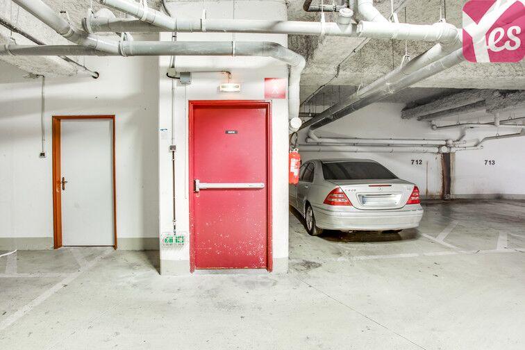 Parking Monmousseau - Verollot - Ivry-sur-Seine souterrain