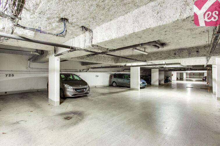 Parking Monmousseau - Verollot - Ivry-sur-Seine garage
