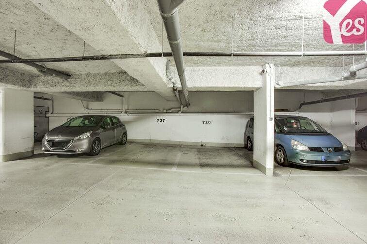 Parking Monmousseau - Verollot - Ivry-sur-Seine pas cher