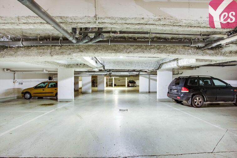 Parking Monmousseau - Verollot - Ivry-sur-Seine sécurisé