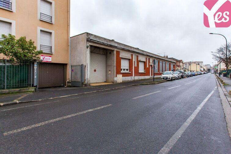 Parking Monmousseau - Verollot - Ivry-sur-Seine 9 - 15 impasse de Gournay