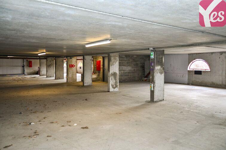Parking Romaniquette - Grande Conque - Istres - Haut location mensuelle