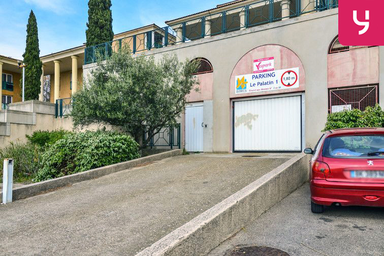 Parking Romaniquette - Grande Conque - Istres - Haut Istres