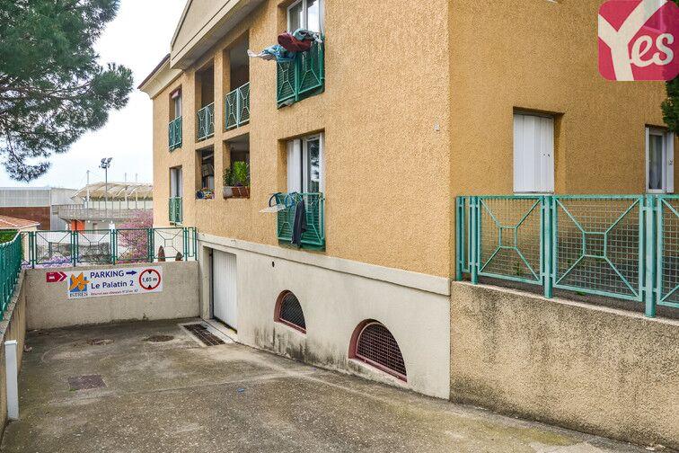 Parking Romaniquette - Grande Conque - Istres - Haut en location