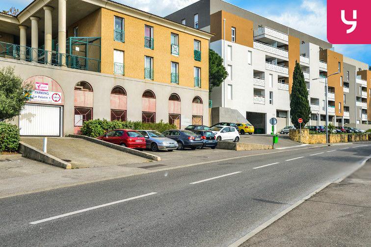 Parking Romaniquette - Grande Conque - Istres - Haut Allée du Palatin