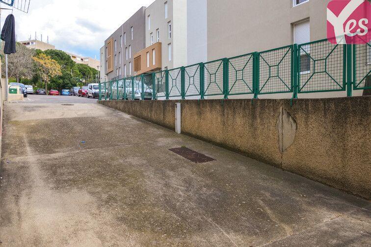 Parking Romaniquette - Grande Conque - Istres - Haut souterrain