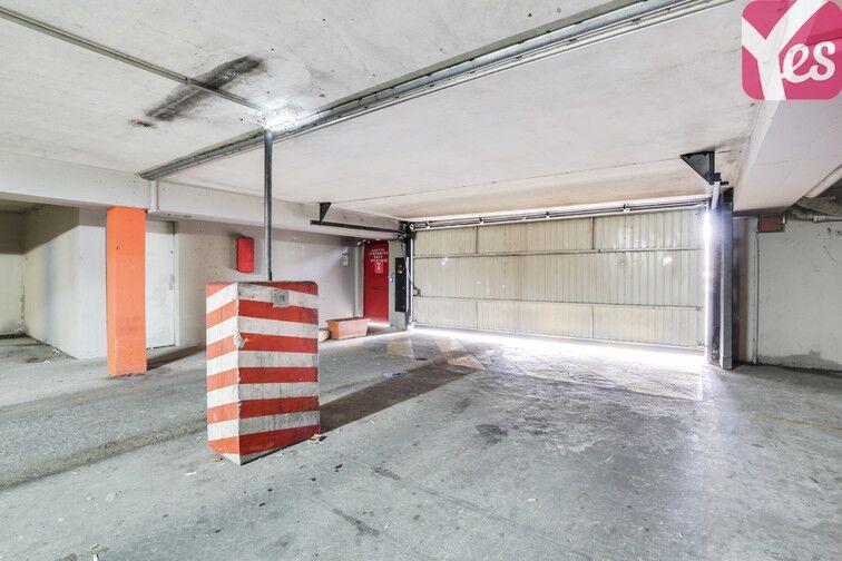 Parking Tonkin Nord - Villeurbanne gardien