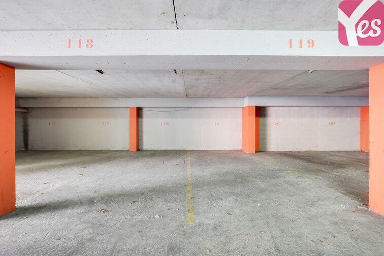 Parking Tonkin Nord - Villeurbanne 69100