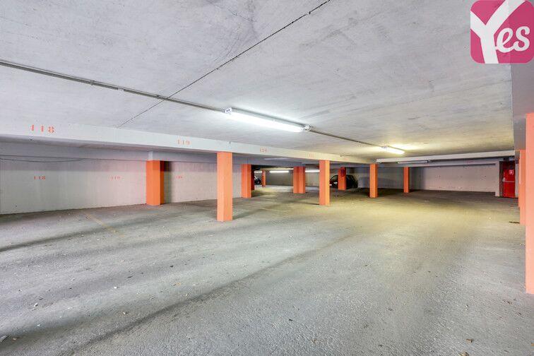 Parking Tonkin Nord - Villeurbanne en location
