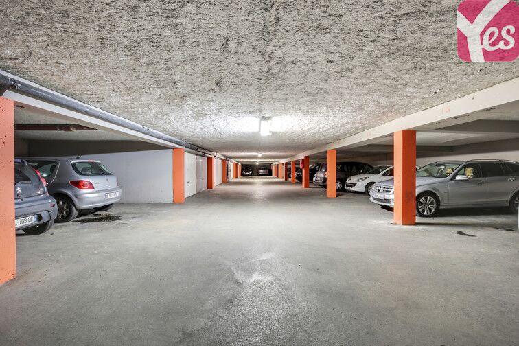 Parking Tonkin Nord - Villeurbanne à louer