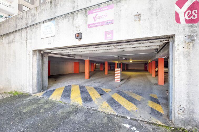Parking Tonkin Nord - Villeurbanne 2 allée Henri Georges Clouzot