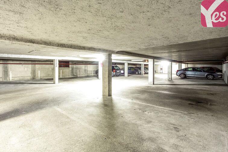 Parking Charmettes - Villeurbanne location
