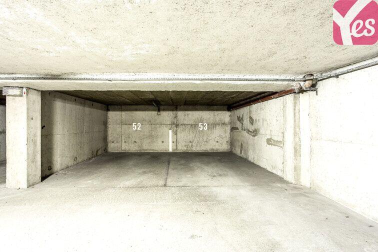 Parking Charmettes - Villeurbanne sécurisé
