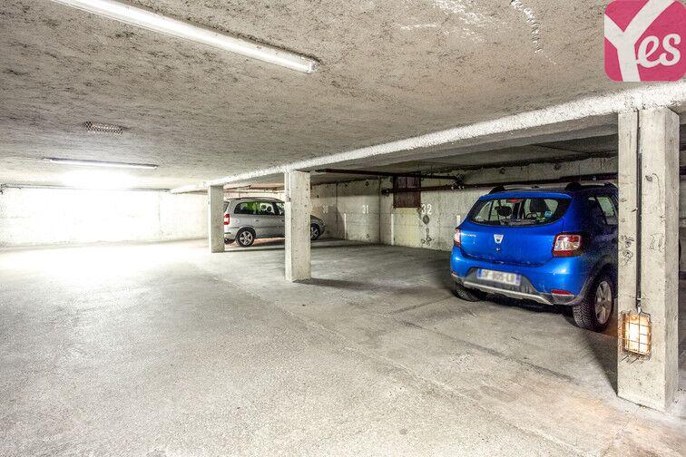 Parking Charmettes - Villeurbanne avis
