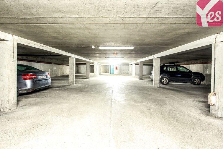Parking Charmettes - Villeurbanne caméra