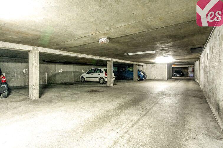 Parking Charmettes - Villeurbanne box