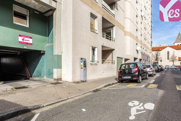 Parking Charmettes - Villeurbanne 69100