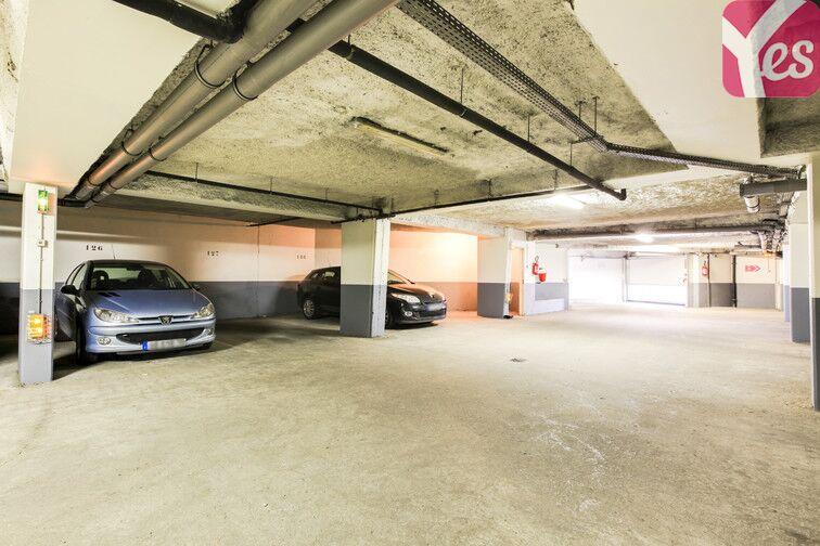 Parking Le Réveil-Matin - Houilles souterrain