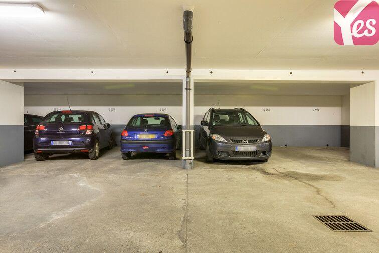 Parking Le Réveil-Matin - Houilles gardien