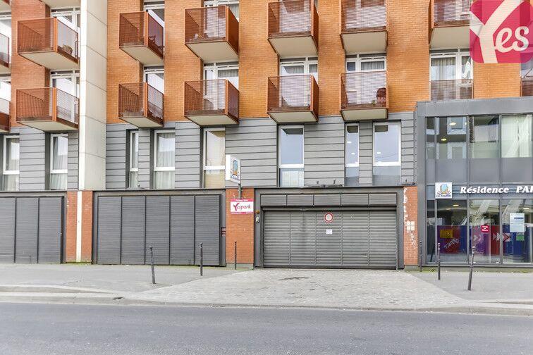 Parking Ivry-sur-Seine - Bercy box