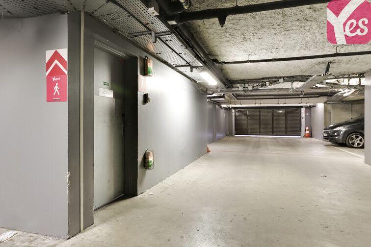 Parking Ivry-sur-Seine - Bercy souterrain