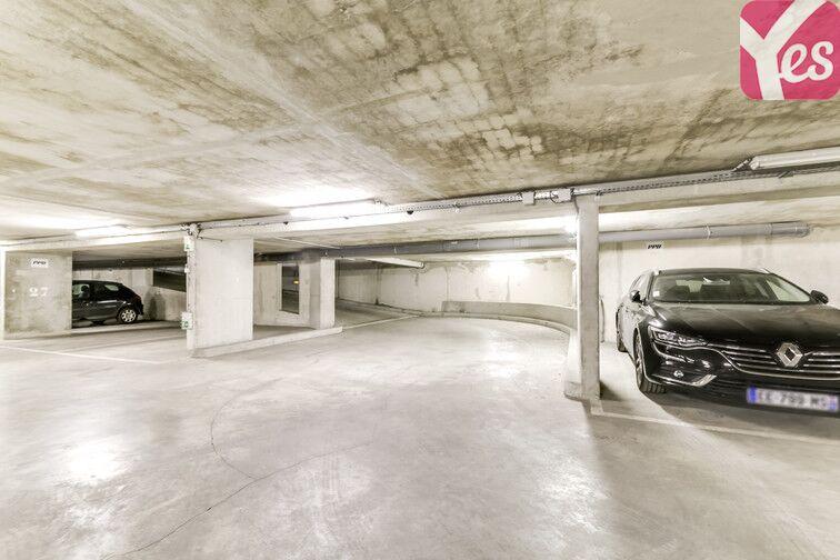 Parking Ivry-sur-Seine - Bercy 4 rue Jean Jacques Rousseau