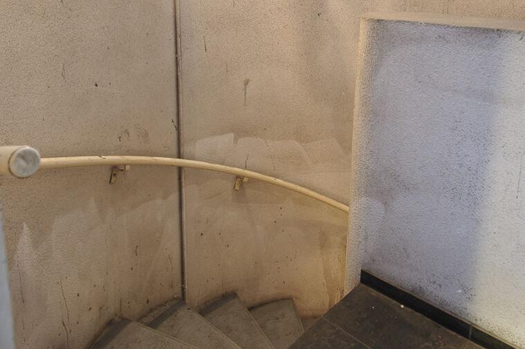 Parking Porte d'Italie souterrain