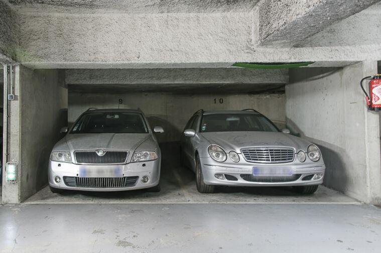 Parking Porte d'Italie Paris