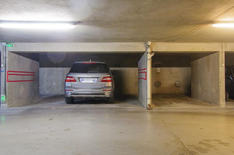 Parking Porte d'Italie 75013