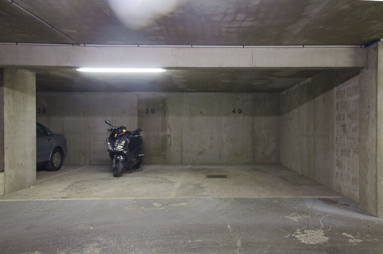Parking Porte d'Italie location