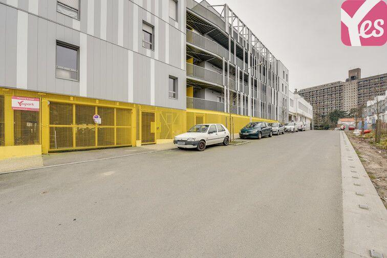 Parking Rezé - Hôtel de Ville location mensuelle