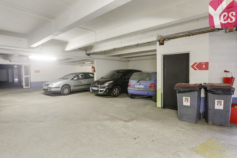 location parking La Cité des Congrès - Nantes