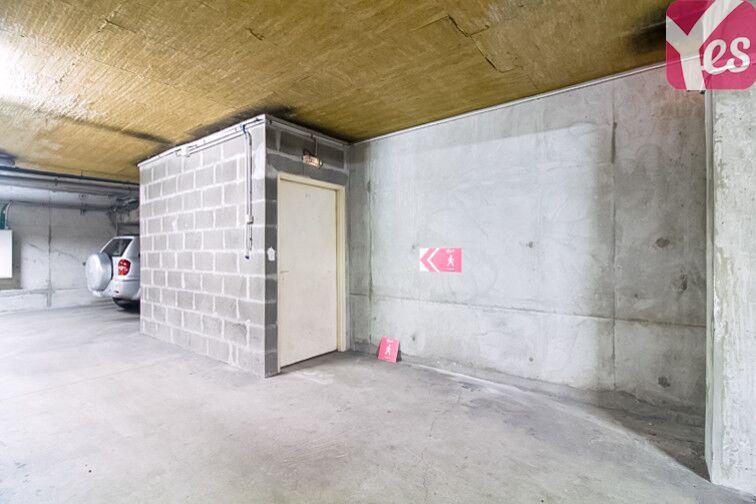 Parking Place Général Mellinet - Nantes souterrain