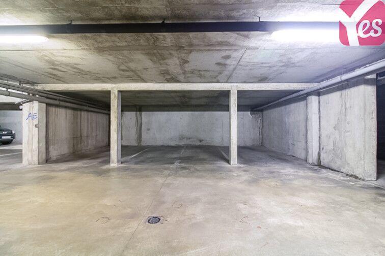 Parking Place Général Mellinet - Nantes sécurisé