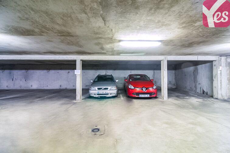 Parking Place Général Mellinet - Nantes Nantes