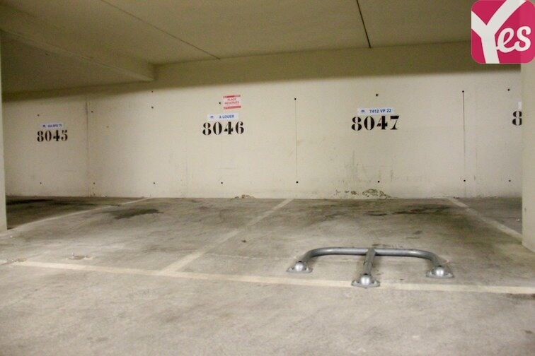 Parking Couronnes box