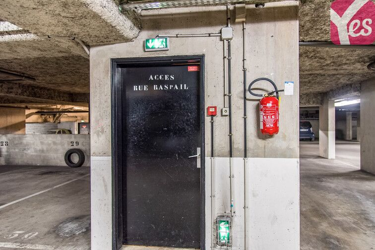Parking Arcueil - Jules Ferry 44 rue Emile Raspail