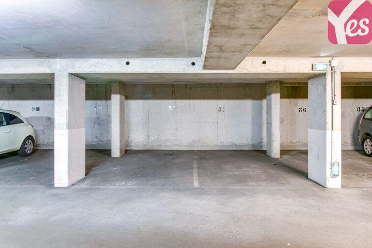 Parking Arcueil - Jules Ferry location mensuelle