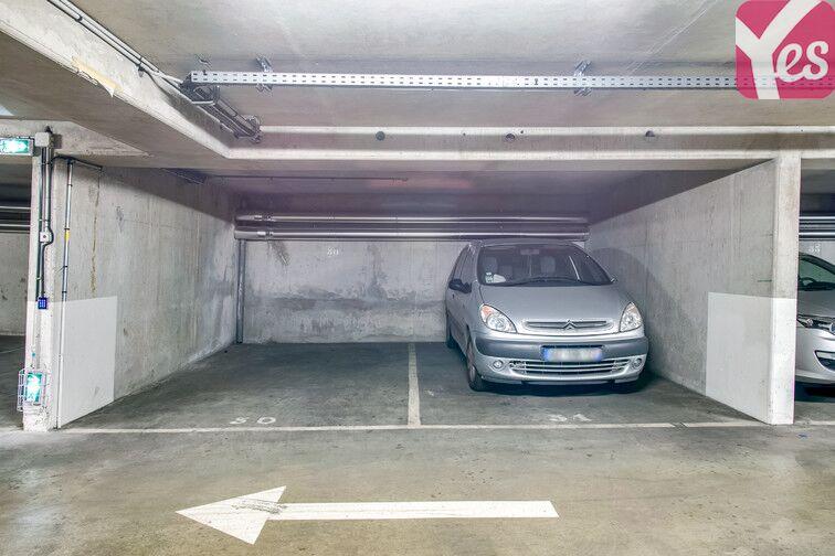 Parking Arcueil - Jules Ferry caméra