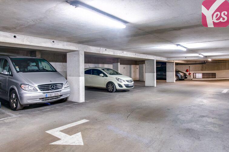 Parking Arcueil - Jules Ferry souterrain