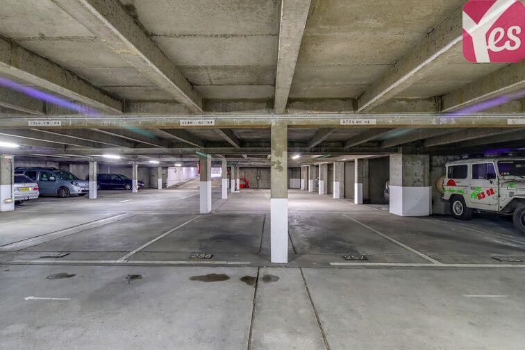 Parking Arcueil - Jean Macé caméra