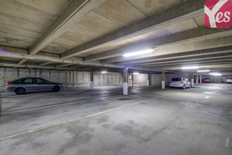 Parking Arcueil - Jean Macé avis